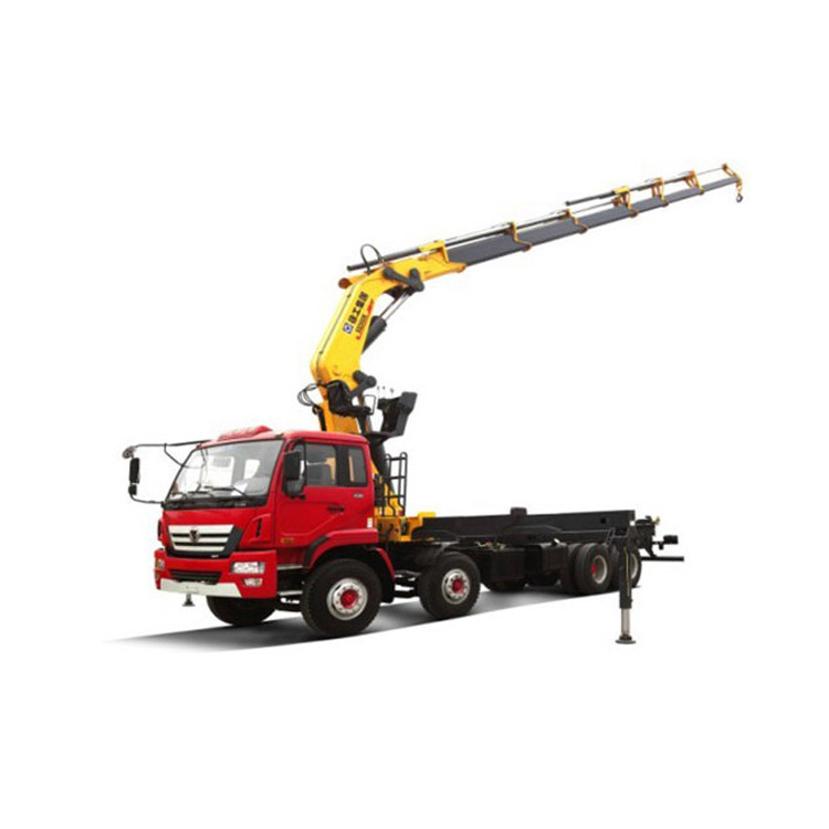 XCMG SQZ600K 20 Ton Knuckle Boom Truck Mounted Crane 360 °  All Rotaion